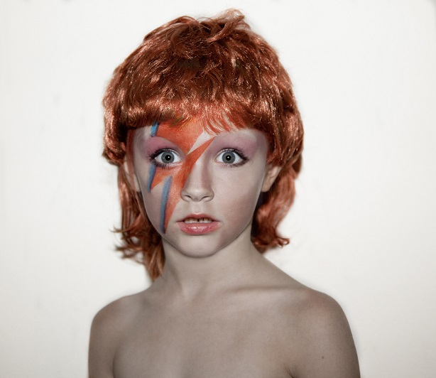 mini david bowie