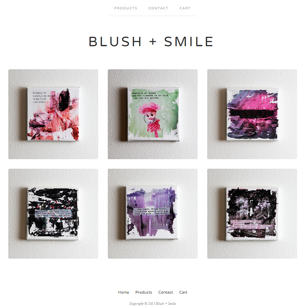 blush smile shop