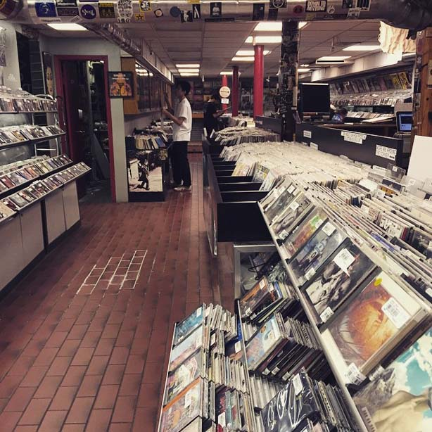 generation records greenwich village nyc