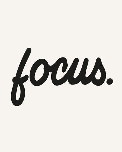 focus work wallpaper